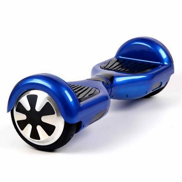 3 гироскутер smart balance wheel синий