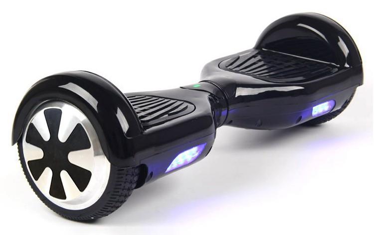 1 гироскутер smart 6 5 черный