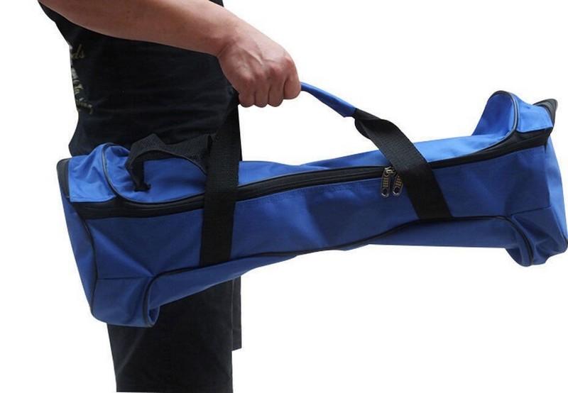 Рекомендуется носить гироскутер в специальной сумке