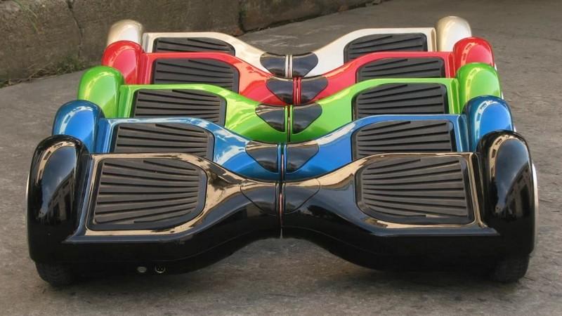Разновидности гироскутеров