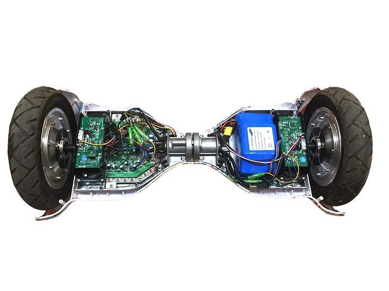 Оригинальные внутренности гироскутера с 8-ми дюймовыми колесами