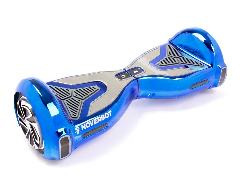 голубой космос гироскутер