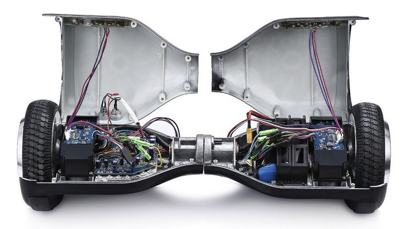 Поломки гироскутера
